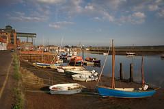 Wells Next The Sea, Norfolk (Whipper_snapper) Tags: wellsnextthesea norfolk harbour sea boats england uk gb pentax pentaxk5