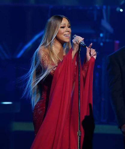 Mariah Carey fan photo