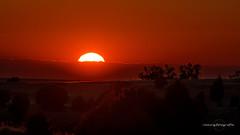 Red (namure.fotografia) Tags: sunset puestadesol rojo duratón segovia red sun atardecer natura naturaleza nature paisaje landscape