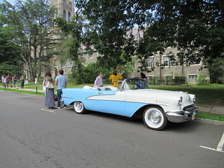 Oldsmobile Starfire Convertible, 2018 Independence Day Parade, Montclair, NJ
