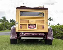 Woody 05 (Bob Kolton Photography) Tags: automotive autos automobiles antique bobkoltonphotography bradenton cars car classiccars classic hdr hotcars kolton koltonimaging ford woody woodywagon