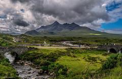 Sligachan (MC Snapper78) Tags: scotland nikond3300 scenery landscape mountains cuillins sligachan riversligachan sligachanbridge isleofskye marilynconnor