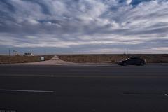 the road to hobbs (Tomás Harrison Fotos) Tags: d750 nikon oil roadtrip hobbs escarpment ngc nm529 lateafternoon caprock availablelight well architecture afnikkor24mmf28d plain color nm landscape austin tx usa