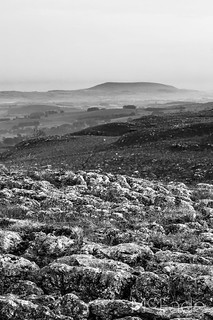 Pendle Hill in the distance - 1242 malham workshop 2018_06_10 by mcfade