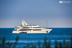 Lioness V - 64m - Benetti (Raphaël Belly Photography) Tags: rb raphaël monaco raphael belly photographie photography yacht boat bateau superyacht my yachts ship ships vessel vessels sea motor mer m meters meter lioness v 64m 64 white blanc bianco