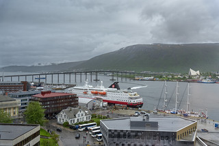 A room with a view: Tromsø, Norway