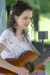 Make Music Worcester 2018 - Olivia Frances (Artrocity) Tags: artrocity livemusic worcester music performer konica hexanon 135mm