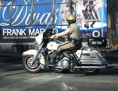 Las Vegas Police Department (Flame1958) Tags: lasvegas lasvegaspd lasvegaspolicedepartment policemotorcycle harleydavidsonpolicemotorcycle 100413 0413 2013 divas lasvegasdivas 4587 police