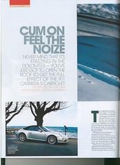 997 Cabriolet (N57KM22) Tags: porsche 997 cabriolet carreras car april2005