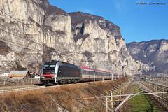 ÖBB-Trenord 1216.025 (Aldo Lorenzi) Tags: obb trenord 1216 025 world record taurus siemens ec 85 linea del brennero binario ferrovia monaco bologna e190 montagna