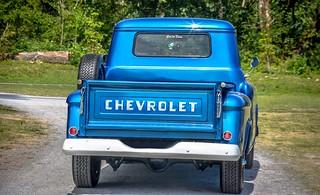 C H E V R O L E T  Pickup  -- 100 years (1918-2018 )