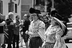 Joie de Vivre (Photo Oleo) Tags: toronto laughter candid event street cultural heritage costume parade portugalday portuguese senior