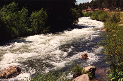 North Fork South Platte River (twm1340) Tags: bailey co colorado whitewater rapids