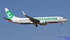 PH-HXB LMML 22-06-2018 (Burmarrad (Mark) Camenzuli Thank you for the 12.2) Tags: airline transavia aircraft boeing 7378k2 registration phhxb cn 41340 lmml 22062018