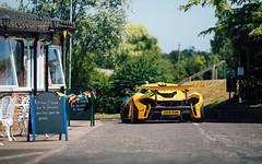 Countryside P1 GTR. (Alex Penfold) Tags: mclaren p1 gtr countryside road legal green yellow supercars super car cars track autos alex penfold 2018