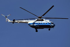 Hip Helo (yyzgvi) Tags: ra24477 mil mi8 hip helicopter baltic airlines