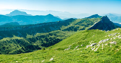 Chartreuse mountains (skweeky ツ) Tags: chartreuse parc regional naturel moutains park montagne massif vert green summer grande sure