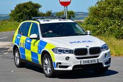 SV18 BYG (S11 AUN) Tags: cleveland police bmw x5 anpr armed response car arv traffic rpu roads policing unit 999 emergency vehicle sv18byg