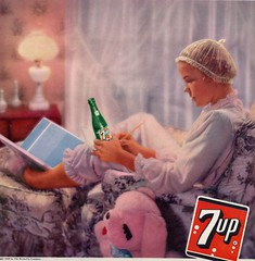 7-Up 1958 (barbiescanner) Tags: 7up vintage retro fashion vintagefashion 50s 50sfashions 1950s 1950sfashions 1958 vintageads