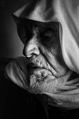 IMG-20180328-WA0001 (abdalkader1996) Tags: grandfather ali abbas the last picture this time heritage shura headband black white