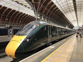 GWR 800028 @ London Paddington