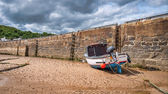 High and dry... (moraypix) Tags: balintore cullenharbour cullen seawall nikond750 moraypixphotography jimmacbeath