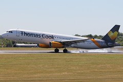 Thomas Cook A321-231 LY-VEA (craigmartin787) Tags: aviation aircraft airplane airport airliner airlines man manchester international jet thomas cook a321231 lyvea airbus a321 a321200 egcc manchesterinternationalairport