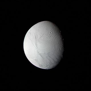 Enceladus - July 14 2005