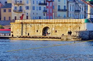 519 - Bastia à travers le Port