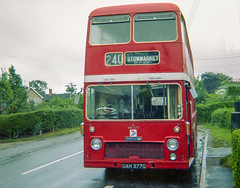 Eastern Counties VR377 (UAH377G) Stonham Aspal 1979_2 (BristolRE2007) Tags: easterncounties ecw easterncoachworks nationalbuscompany nbc bristolvr uah377g suffolk