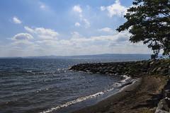 LAGO DI BOLSENA     ----    BOLSENA LAKE (Ezio Donati is ) Tags: acqua water lago lake panorama landscape italia lazio lagodibolsena