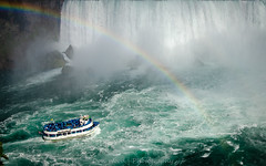 Close to the Falls (HDRDon) Tags: waterfall niagara falls canada tour tourist amazing