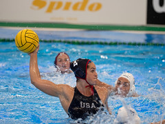 P1372303 (roel.ubels) Tags: spido dutch waterpolo trophy rotterdam sport topsport 2018 knzb holland nederland oranje italië italy usa us hongarije hungary