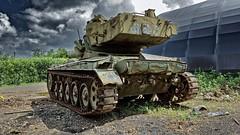 AMX 13 (ostplp) Tags: amx13 tank char guerre urbex oublié abandonné