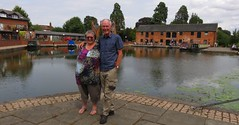 180718 Market Harborough Water Front - Jane & Gary (Gary Danvers Collection) Tags: england leicester
