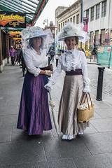 Bloomsday (Clem Mason) Tags: bloomsday 2018 june style fashion clemmason fujixt2 street ngc