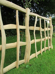 "Cleft Oak Rustic Gates • <a style=""font-size:0.8em;"" href=""http://www.flickr.com/photos/61957374@N08/42793333302/"" target=""_blank"">View on Flickr</a>"