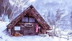 SHIRAKAWAGO & GOKAYAMA (nat_panviroj) Tags: xe1
