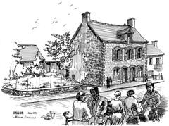 La maison Rimbault à Acigné