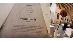 MenU (Insher) Tags: italy verona veneto restaurante cafe menu carnation