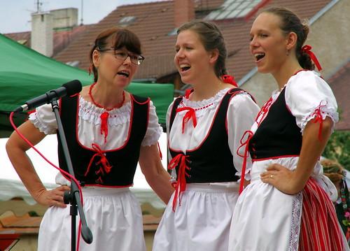 21.7.18 Jindrichuv Hradec 4 Folklore Festival in the Garden 013