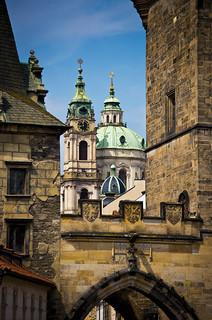 Barroc entre el gotic / Baroque enclosed by gothic