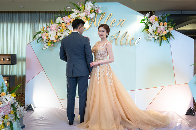 Allen&Alice-台南大億麗緻宴客-婚禮記錄-60