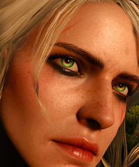 (D U B L) Tags: cd projekt red redengine 3 the witcher wild hunt freecam portrait digital 3d computer game graphics video people 4k games pc sceenshot nvidia gpu ciri