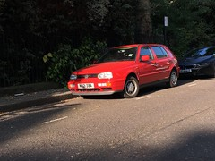 VW Golf Mk3 1.8 GL (auto) (VAGDave) Tags: vw golf mk3 18 gl auto 1996