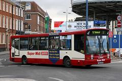 21 Y621 GFM (Cumberland Patriot) Tags: warrington borough transport dennis dart slf marshall c39 capital 21 y621gfm