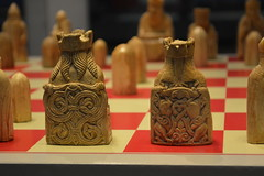 London, England, UK - British Museum - Lewis Chessmen (jrozwado) Tags: europe uk unitedkingdom england london museum britishmuseum history culture anthropology lewis chess game chessmen