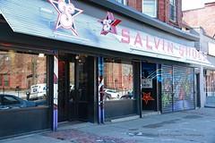 Salvin Shoes, N.Main Street, Hartford (Kurtsview) Tags: connecticut hartford uptownretailstore street salvinshoes urbanlife hiphop