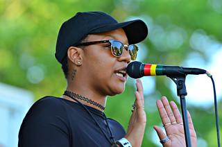 CiCi Stewart -- Sounds at Sunset Concert Series -- Champaign, IL