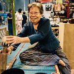 Basket weaver at Lanna 2018 thumbnail